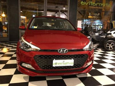 brugt Hyundai i20 1.2 84 CV 5 porte Comfort LED+SENSORI
