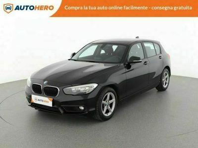 usata BMW 118 d 5p. advantage - consegna a casa gratis