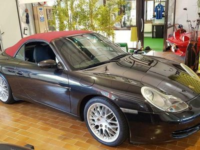 usata Porsche 911 Carrera 4 Cabriolet 911 book service
