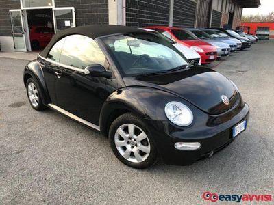 brugt VW Beetle 1.9 TDI 105CV Cabrio
