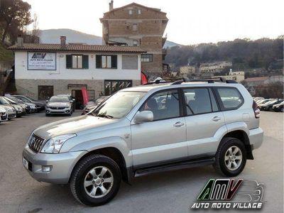 usata Toyota Land Cruiser 3.0 D-4D 16V 5p. 4x4-CAMBIO AUTOMATICO-NAVI