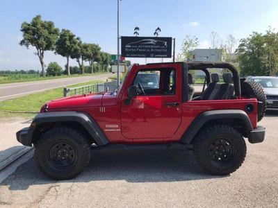 usata Jeep Wrangler 2.8 CRD Sport - Soft Top - Hard Top