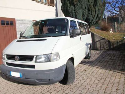 usata VW Multivan T4Transp. 2.5 TDI/102CV cat All.