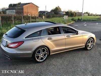 usata Mercedes CLS250 d SW 4X4 TETTO+RETROCAMERA+SABBIA OPA rif. 12427116