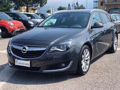 brugt Opel Insignia 2.0 CDTI 170CV Sports Tourer aut.