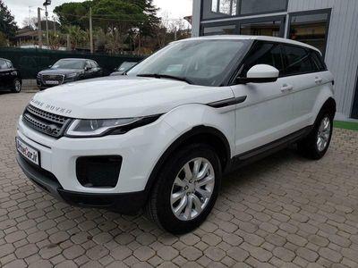 usata Land Rover Range Rover evoque 2.0td4 150 auto