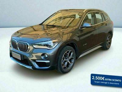 usata BMW X1 X1xdrive20d xLine auto