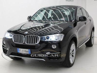 usata BMW X4 xdrive20d auto