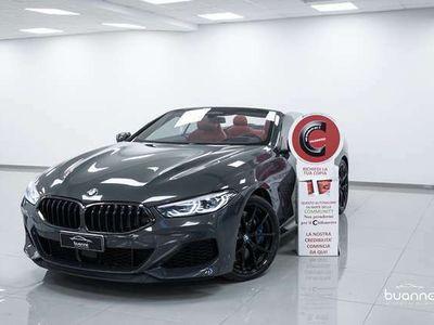 usata BMW M850 xDrive Cabrio Bowers&Wikins Diamond Surround Italy