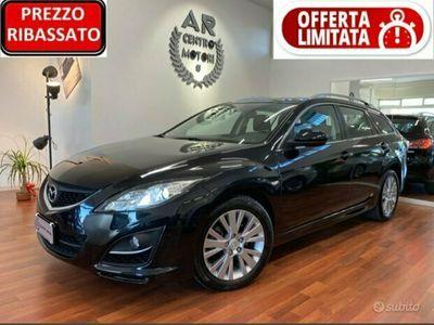 usata Mazda 6 2.2 Cd Sw Executive Xenon Cruise Pdc Full
