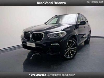 usata BMW X3 (G01/F97) xDrive20d Msport
