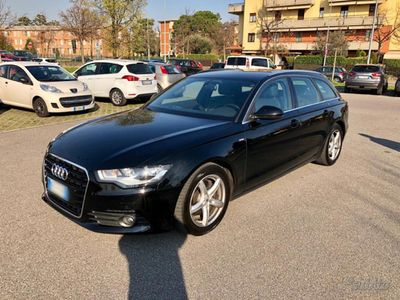 käytetty Audi A6 AVANT 2.0 TDI 177 CV S-LINE 2013