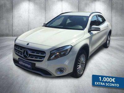 usata Mercedes GLA180 CLASSE GLAd Executive auto