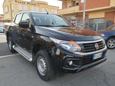 used Fiat Fullback 2.4 150CV Doppia Cabina SX S 4 PORTE azie. unipro.