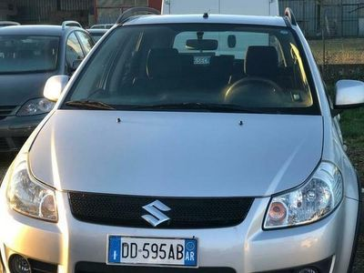 usata Suzuki SX4 1.6 4WD Line