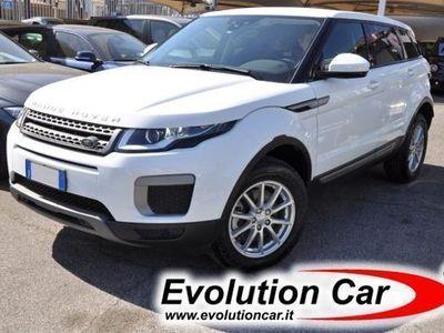 usata Land Rover Range Rover evoque 2.0 TD4 150 CV 5P PURE NAVI CAMERA PELLE PDC LANE