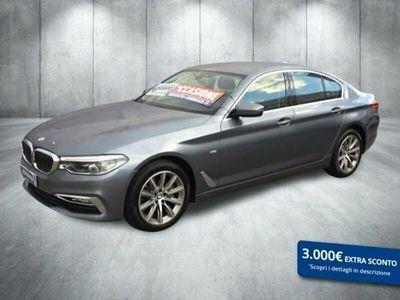 usata BMW 520 Serie 5 520 d xdrive Luxury auto