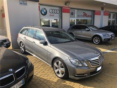 usado Mercedes E250 CDI S.W. BlueEFF. 4M