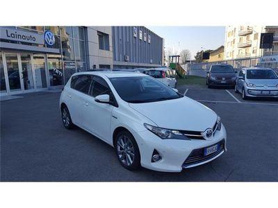 gebraucht Toyota Auris 1.8 HYBRID LOUNGE