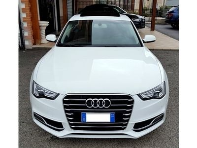 usata Audi A5 SPB 2.0 TDI 177 CV multitronic S - LINE