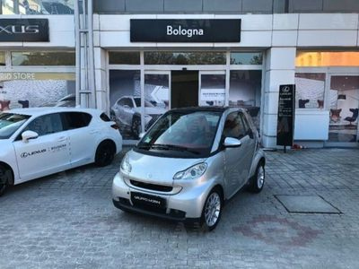 brugt Smart ForTwo Coupé 1000 52 kW MHD passion