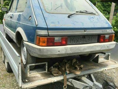 usata Fiat 127 900 fia5speed auto in ottime condizioni