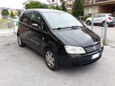 gebraucht Fiat Idea 1.3 MJT 16V 90 CV BlackEnergy