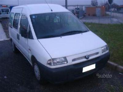 gebraucht Fiat Scudo 1.9 D N1 6 Posti - 2000