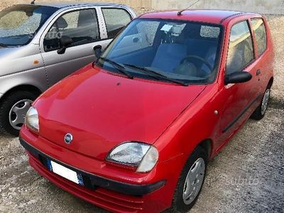 usata Fiat Seicento 1.1 BENZ. 54CV - 2001
