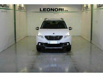 usata Peugeot 2008 1.6 bluehdi feline 120cv del 2016