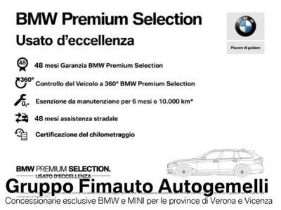 usata BMW 218 d Cabrio Sport Aut.