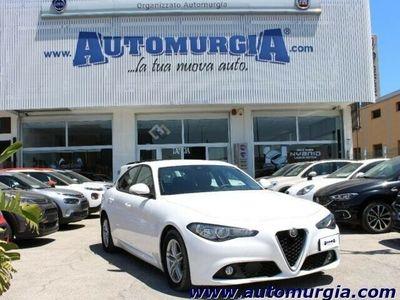 usata Alfa Romeo Giulia 2.2 Turbodiesel 150 CV AT8 Business