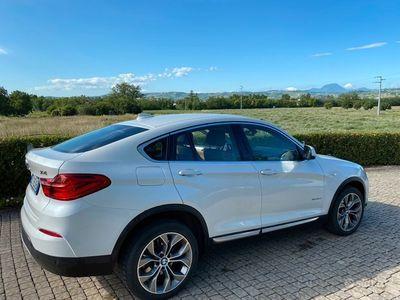 usata BMW 2000 x4 xlinecilindrata