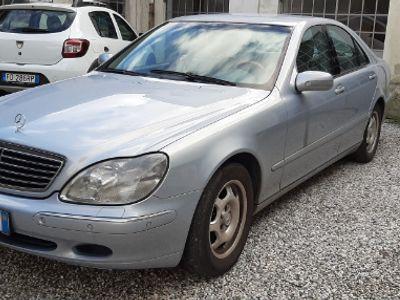 usata Mercedes S320 CDI prezzo 2600 euro