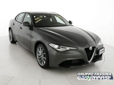 gebraucht Alfa Romeo Giulia Giulia 2.2 Turbodiesel 180 CV AT8 AWD Q4 Super2.2 Turbodiesel 180 CV AT8 AWD Q4 Super