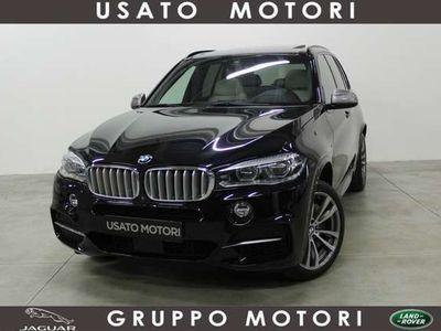 usata BMW X5 M M50d LIMITED 75 PEZZI AL MONDO