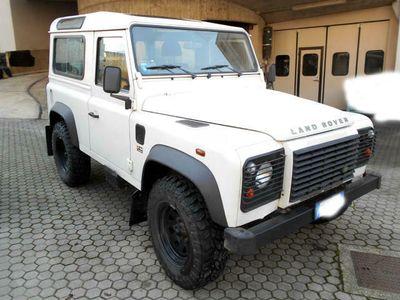 usata Land Rover Defender 90 2.4 TD4 Station Wagon E