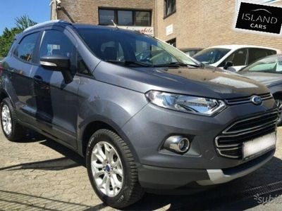 used Ford Ecosport 1.5 95cv TITANIUM-NAVI