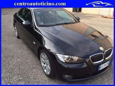 usata BMW 330 Cabriolet Serie 3 (e93) d cat Futura
