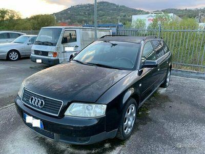 usata Audi A6 AVANT 2.5 TDI 180 CV QUATTRO