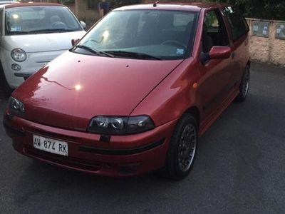 usata Fiat Punto turbo cat 3 porte GT