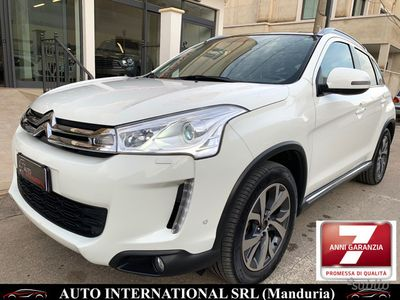 used Citroën C4 Aircross 1.6HDI 115cvNAVY TETTO 2014