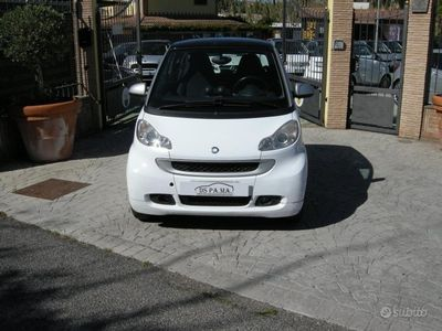 usata Smart ForTwo Coupé Fortwo 1000 52 kW MHD passion