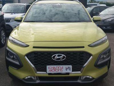 used Hyundai Kona 1.0 T-GDI Xpossible del 2017 usata a Ceccano