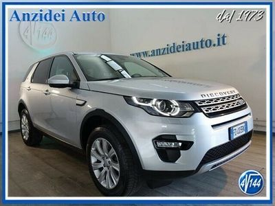 usata Land Rover Discovery Sport 2.0 TD4 150 CV Auto HSE AWD