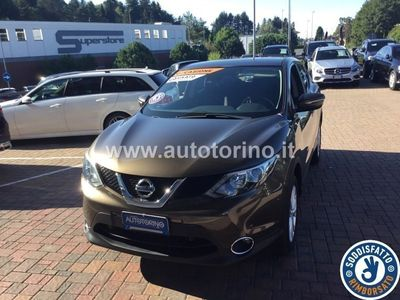 begagnad Nissan Qashqai QASHQAI1.6 dci Acenta 4wd 130cv
