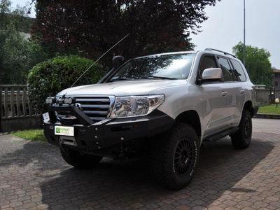 usata Toyota Land Cruiser V8 4.5 d4-d 7 posti diesel