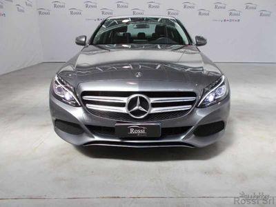 brugt Mercedes C200 d (BT) Sport auto rif. 10227809