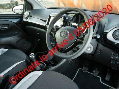 usata Toyota Aygo Connect 1.0 VVT-i 72 CV 5 porte x-cool