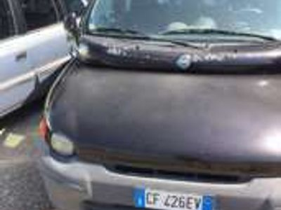 used Fiat Multipla 1.6 16v gpower cat elx benzina/gpl